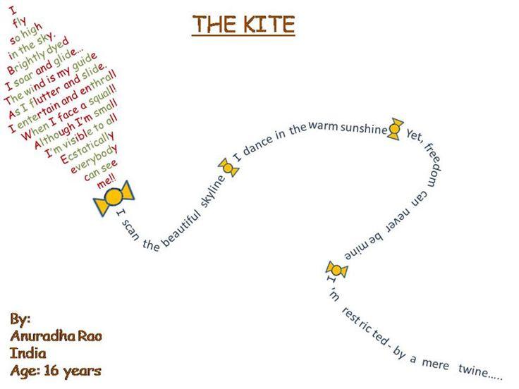Concrete poem examples - Montross Middle School Library